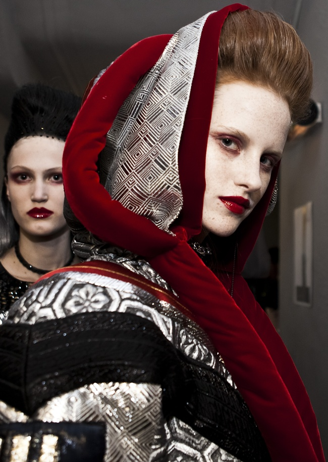 3 GAULTIER PARIS AH14_backstage(credit Rainer Torrado) (33)