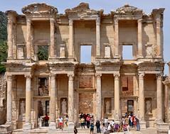 TURKEY - Ephesus, Basilica of St. John & Mary's House