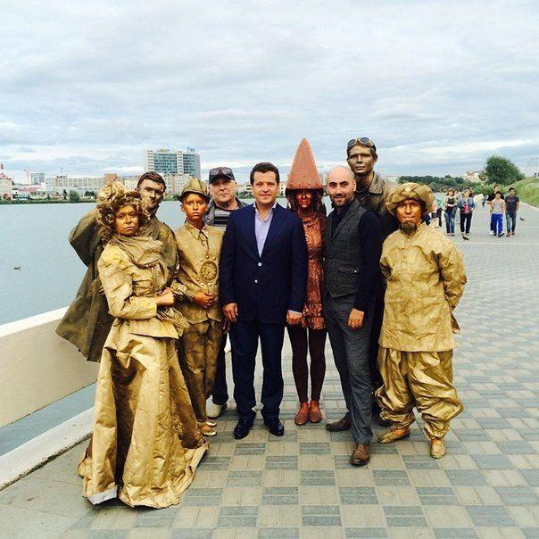 Молодёжный театр в Казани