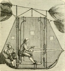 """Image from page 122 of """"Wonderful ballon ascents : or, The conquest of the skies. A history of balloons and balloon voyages"""" (1870)"""