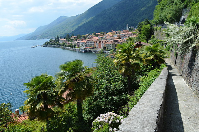 Ponale Road, Lake Garda, walking in the Italian Lakes