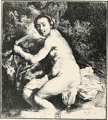 """Image from page 129 of """"Rembrandt : his life, his work, and his time"""" (1903)"""