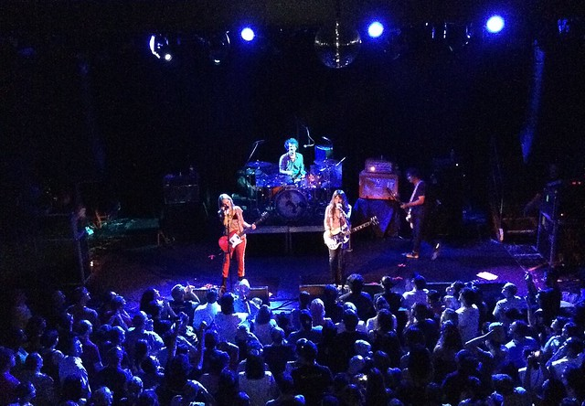 veruca salt at music hall of williamsburg