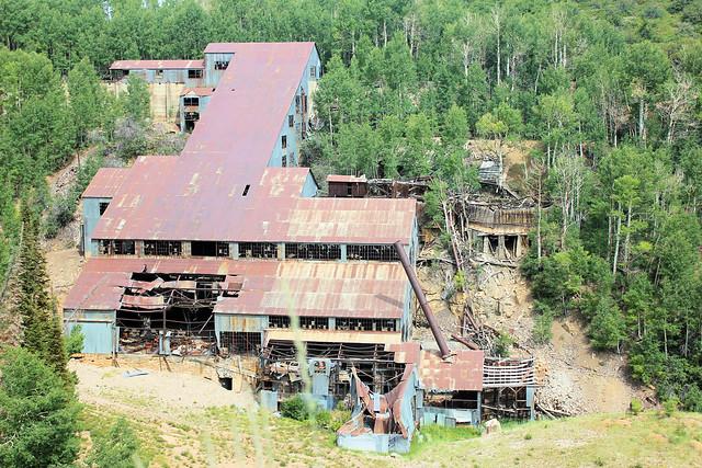 Utah-Mines - Mining Artifacts