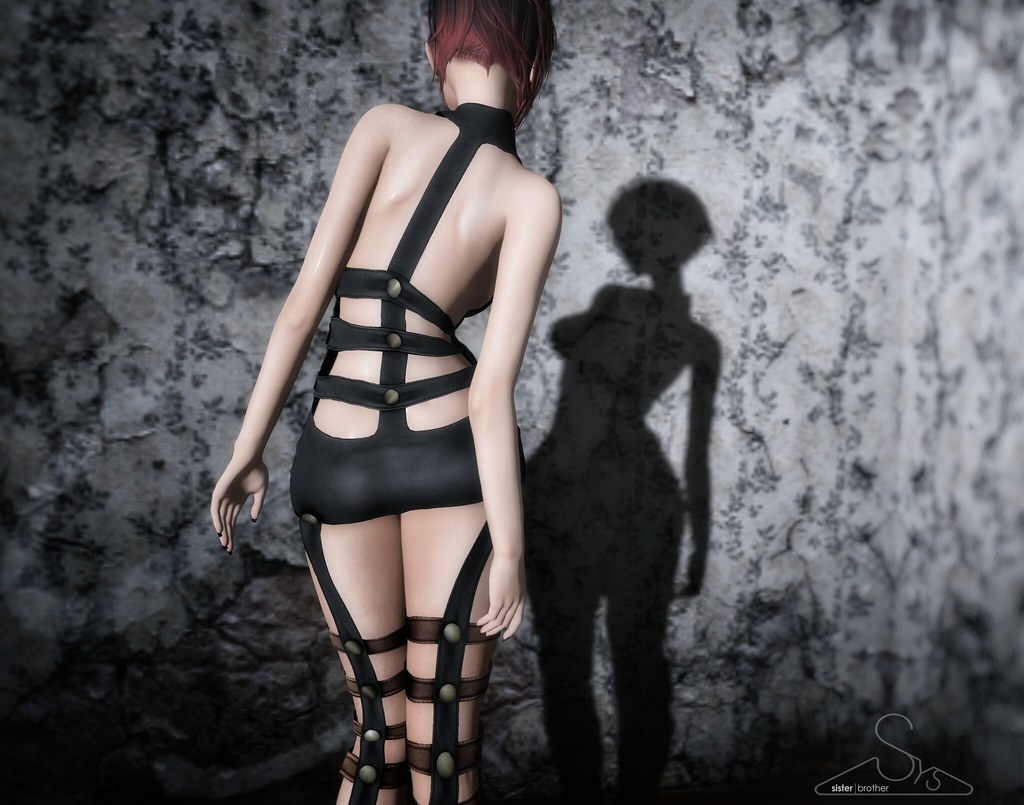 [sYs] GLADIA dress Photo - SecondLifeHub.com