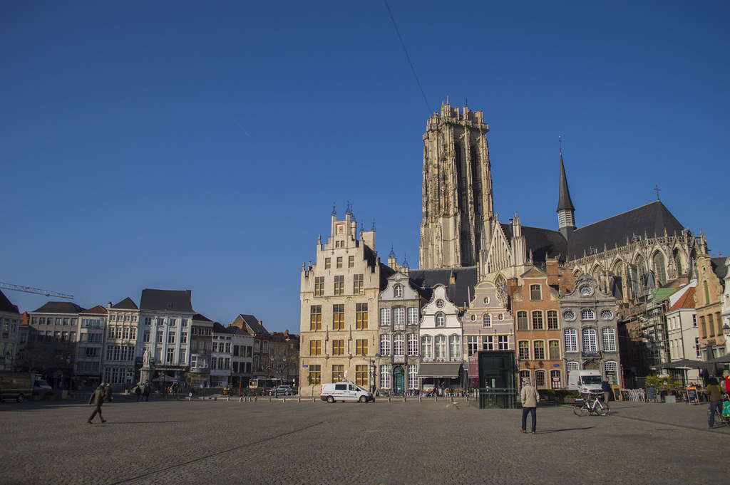 Mechelen Market Square