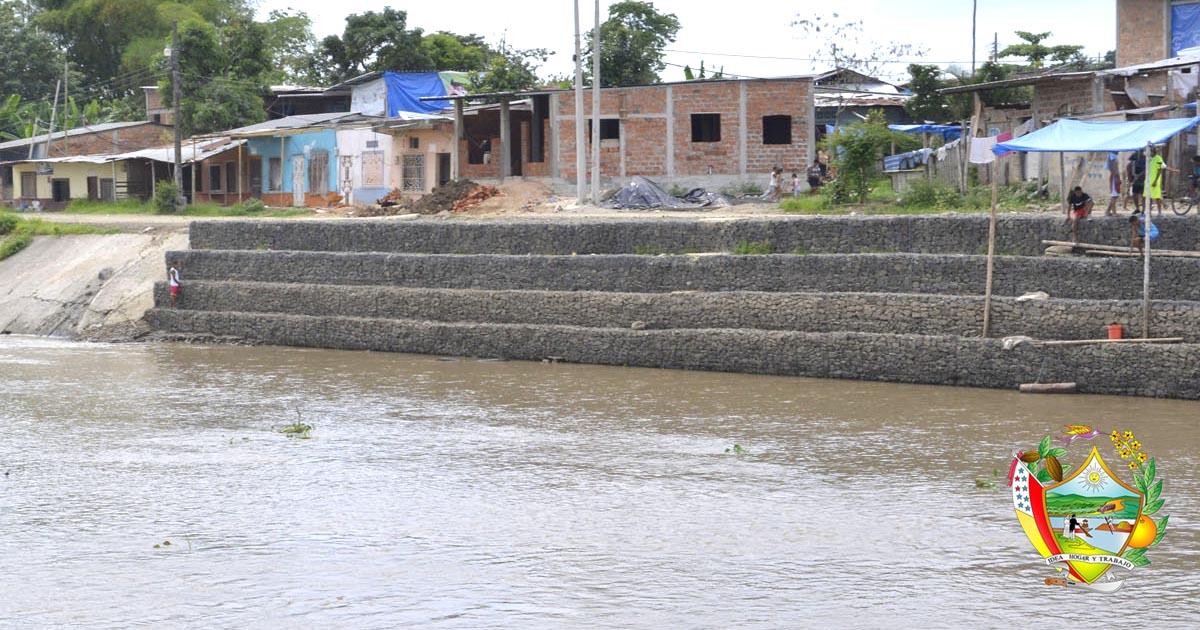 Desazolvaron sedimento en la captación de la planta agua potable de Chone