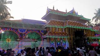 Thrissur Kechery Sree Parappukkavu Bhagavathi Temple Pooram 2