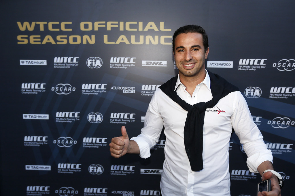 BENNANI Mehdi (mor) Citroën C-Elysée team Sébastien Loeb Racing ambiance portrait during the 2017 FIA WTCC World Touring Car Race of Morocco at Marrakech, from April 7 to 9 - Photo Jean Michel Le Meur / DPPI.