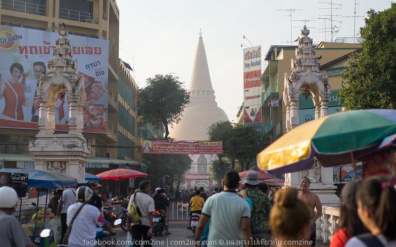 วันเดียวก็เที่ยวได้ ทางรถไฟสายมรณะ เลาะริมผาแม่น้ำแคว กาญจนบุรี5