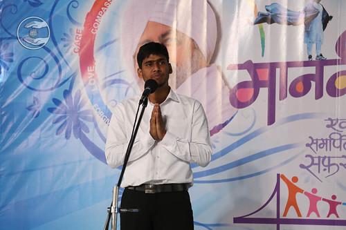 Devotional song by Ranveesh from Hyderabad, Telangana