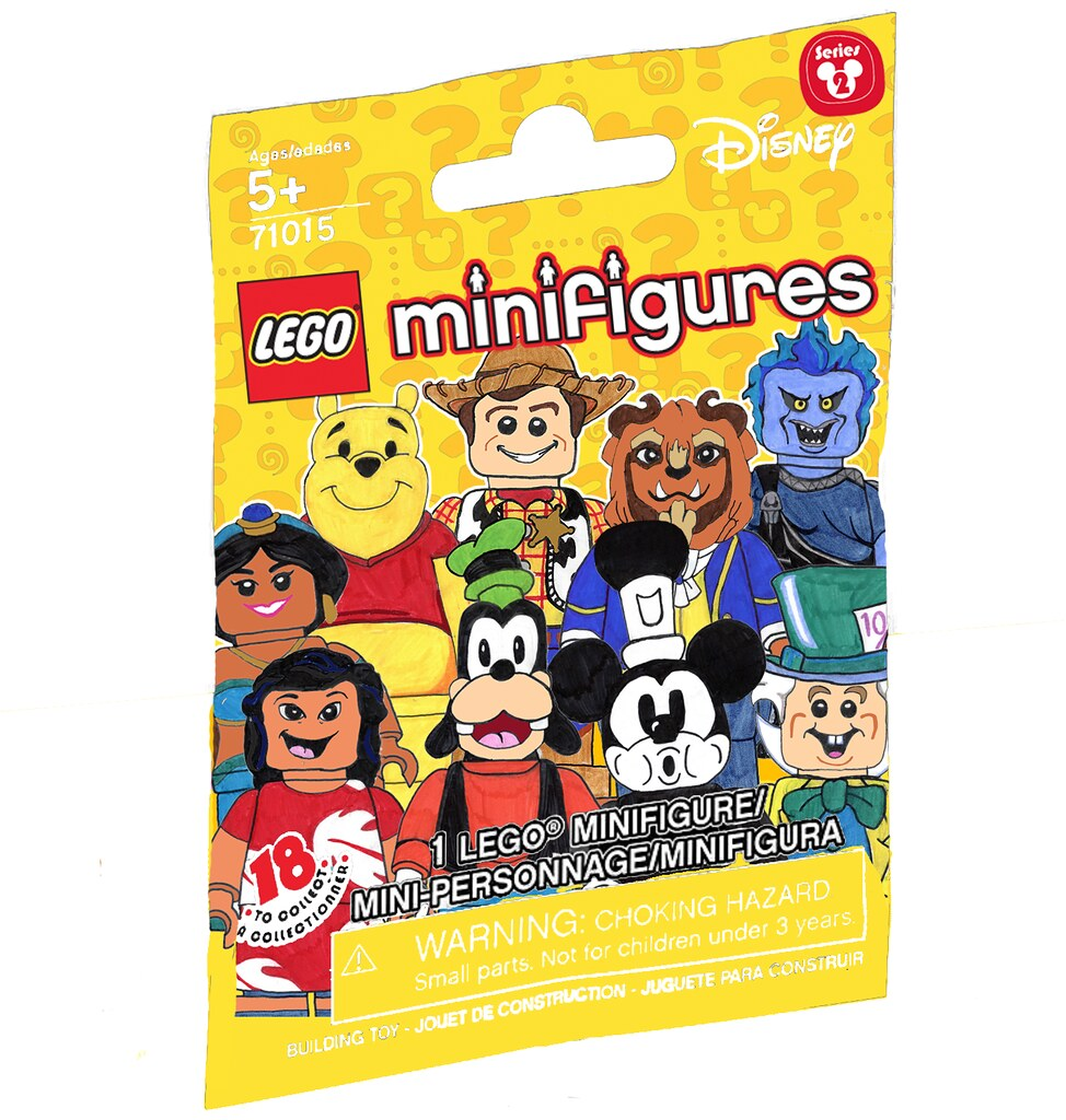 Disney CMF Series 2 Bag