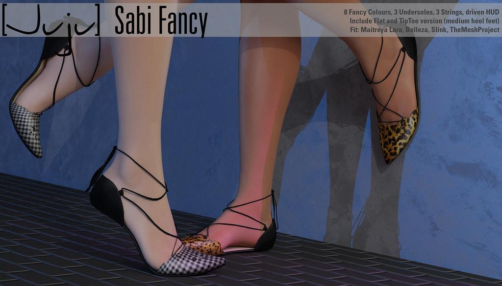 [Juju] Sabi (fantasy) for Shoetopia - SecondLifeHub.com