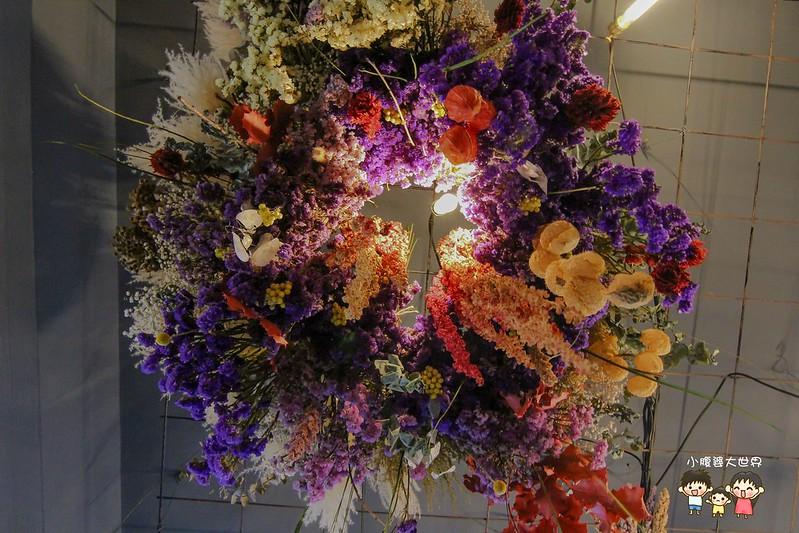 彰化乾燥花餐廳 022