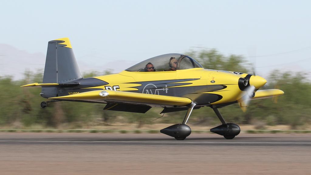 N248DF - RV8 - Aerolíneas Internacionales