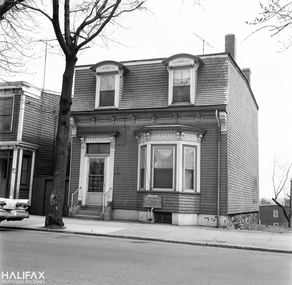 2275 Brunswick St.