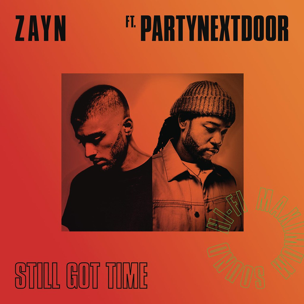 Zayn feat. PartyNextDoor - capa single