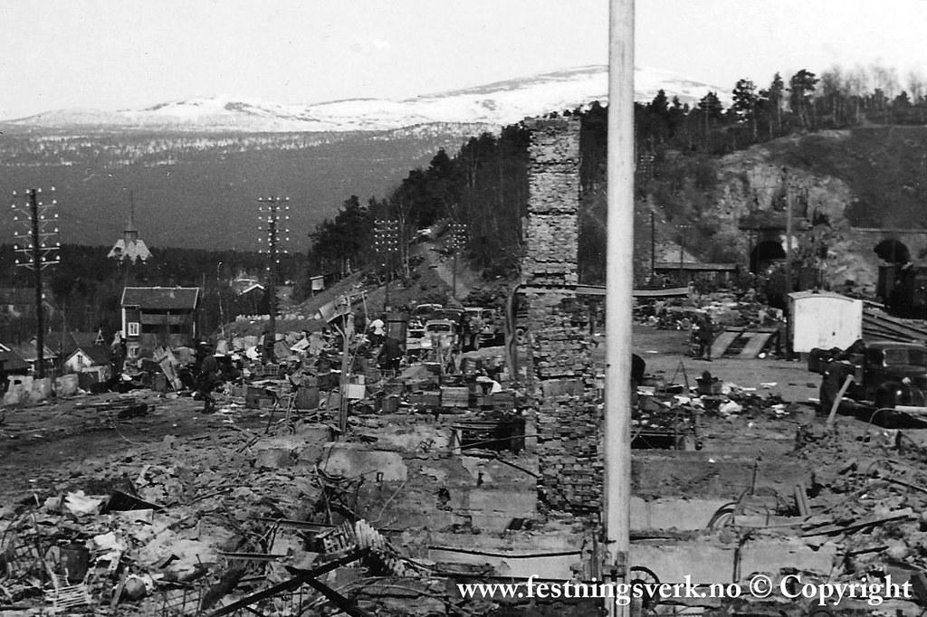 Dombås april 1940  (2282)