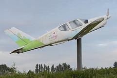 Merville - Calonne Airport, France. 25-6-2016