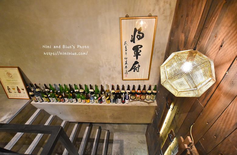 將軍府台中日式料理居酒屋啤酒餐廳16