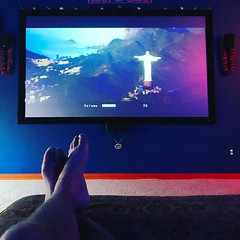 Relax time ,watching movie