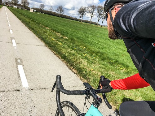 Happy Easter ride day 2 - Redemption Ride, 87km
