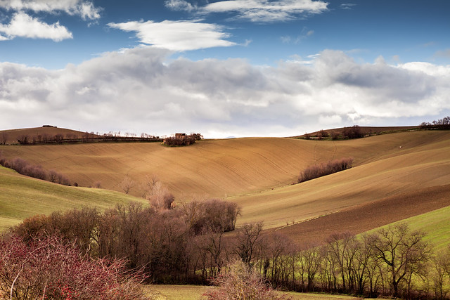 Italy / Italian Rural Country / Landscape / wonderful scenery