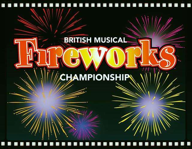 British Musical Fireworks Championships 2014