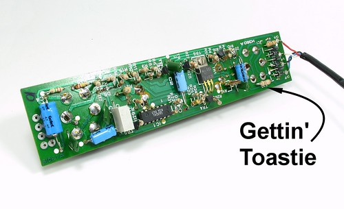HM Walkabout Circuit board