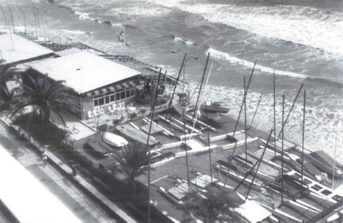 Club Nàutic al temporal del 1993