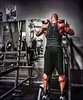 Dwayne Johnson Back&Calves