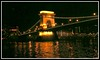 Chain Bridge, Budapest by arizonafriend