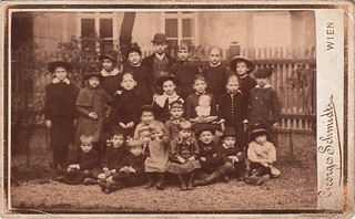 24 children by Georges Schmidt (1880s)