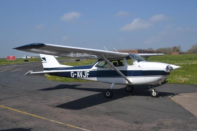 G-AVJF Cessna F.172H