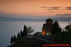 Ohrid - Church of Sveti Jovan at Kaneo