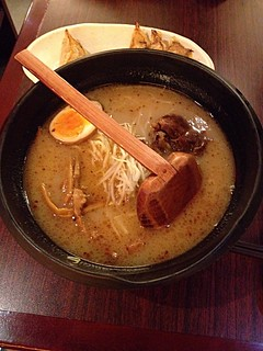 Japanese ramen in China
