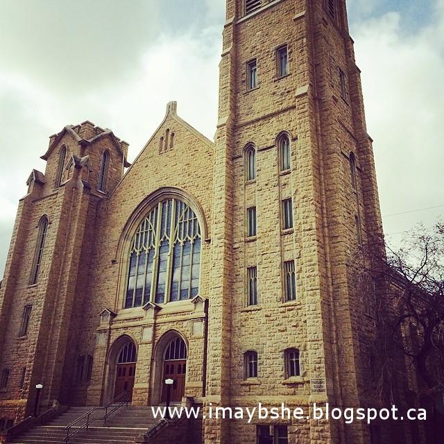 Awesome church #MJadventure