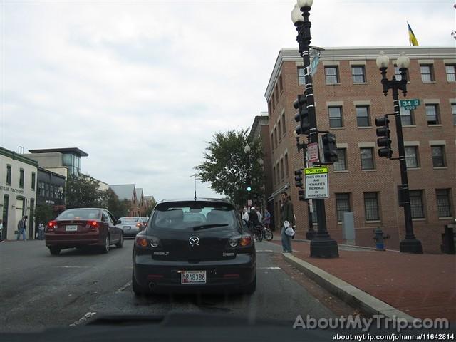 District of Columbia, Georgetown, Washington, DC