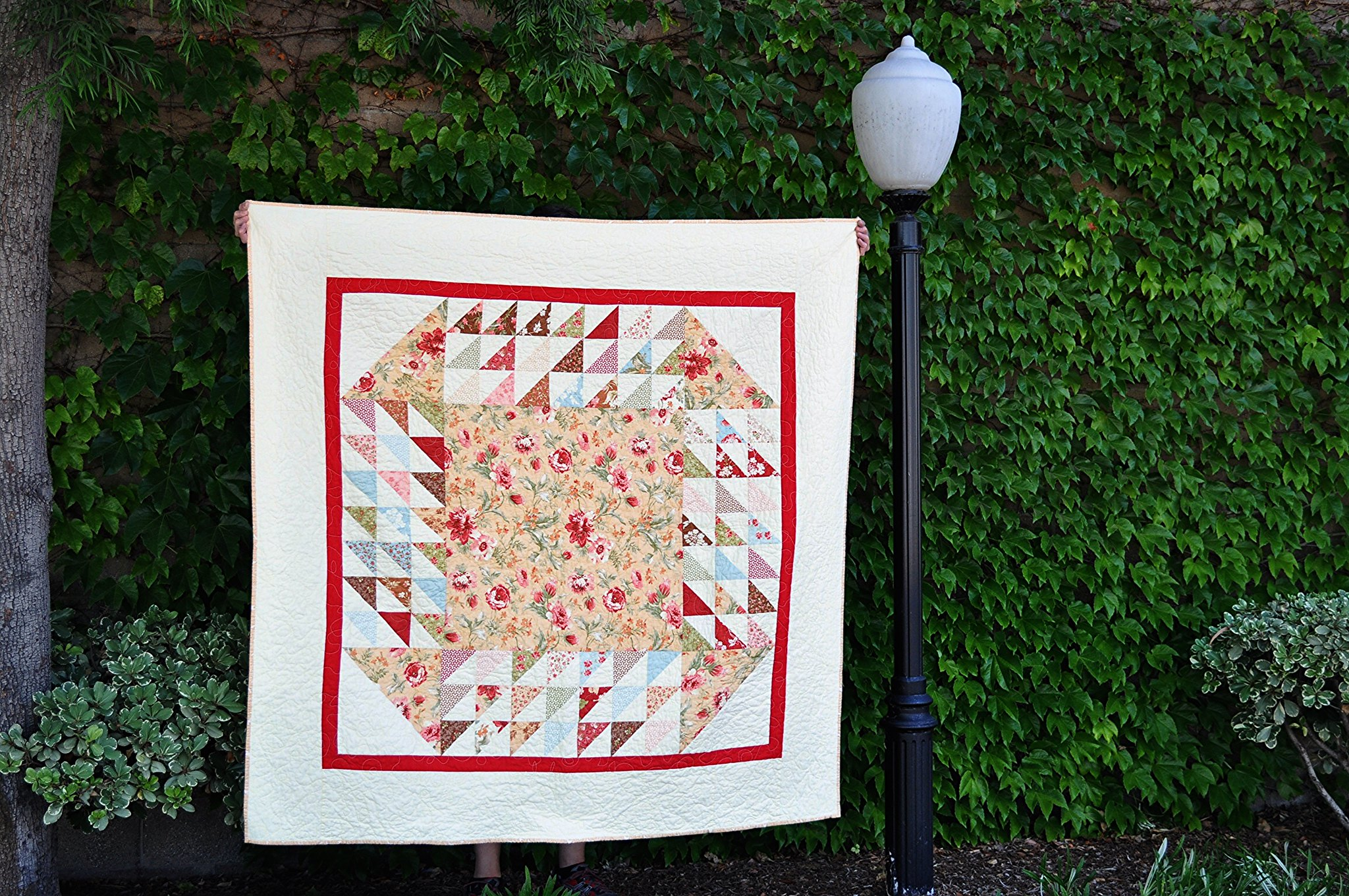 China Tea Cups Quilt