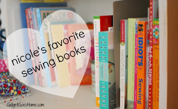 favorite sewing books