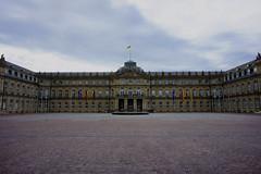 Stuttgart, New Palace