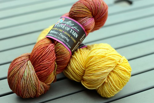 All for Love of Yarn: Opulence