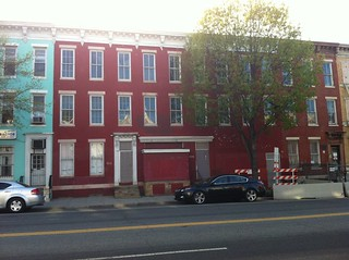 Vacant Builds on 9th