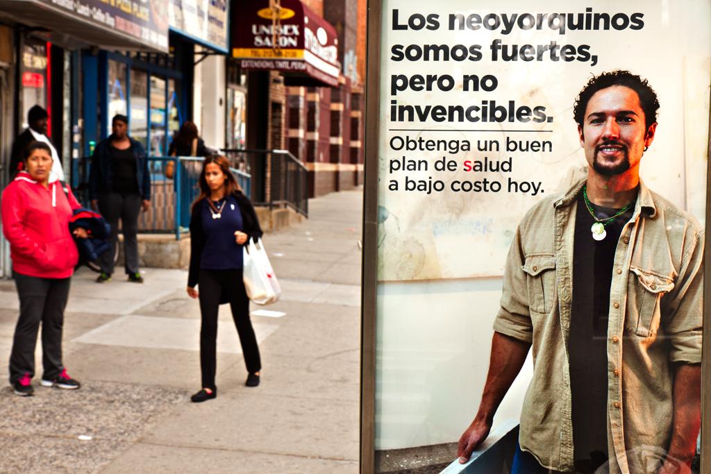 Los-neoyorquinos-somos-fuertes-poster-on-4-23-14--Washington-Heights