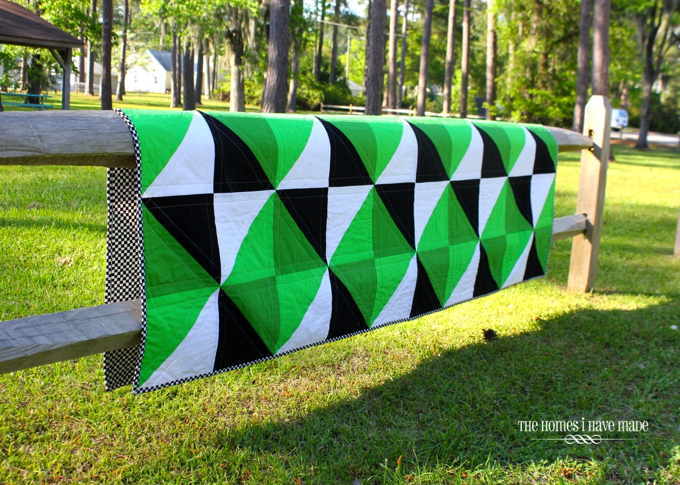 Henry's Green Quilt-004
