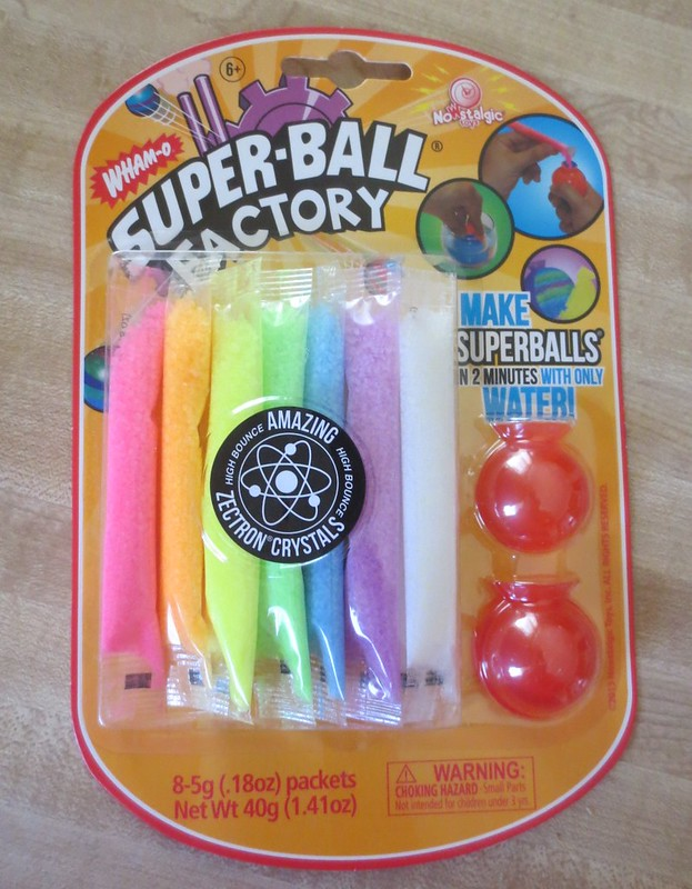 Wham-O Super-Ball Factory