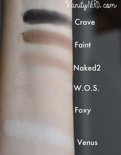 Swatch Naked Basics Ombra