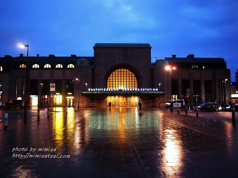 北歐 旅行 景點 赫爾辛基 中央火車站 (3)