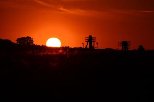 sunset killavullen