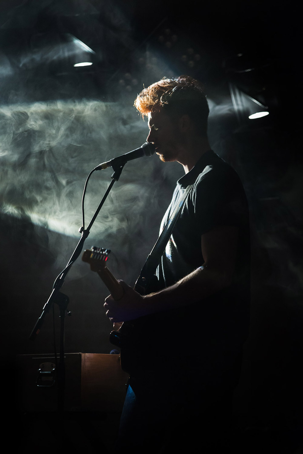 S Carey @ Village Underground, London 22/05/14